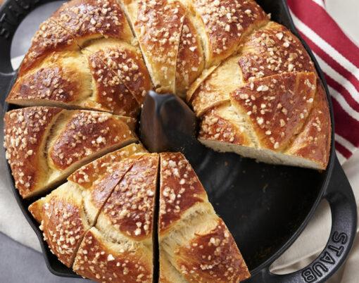 Plaited Loaf P - Press Image