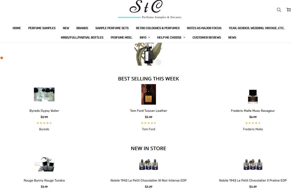 Perfumed lockdown: The best websites to buy luxury perfume samples