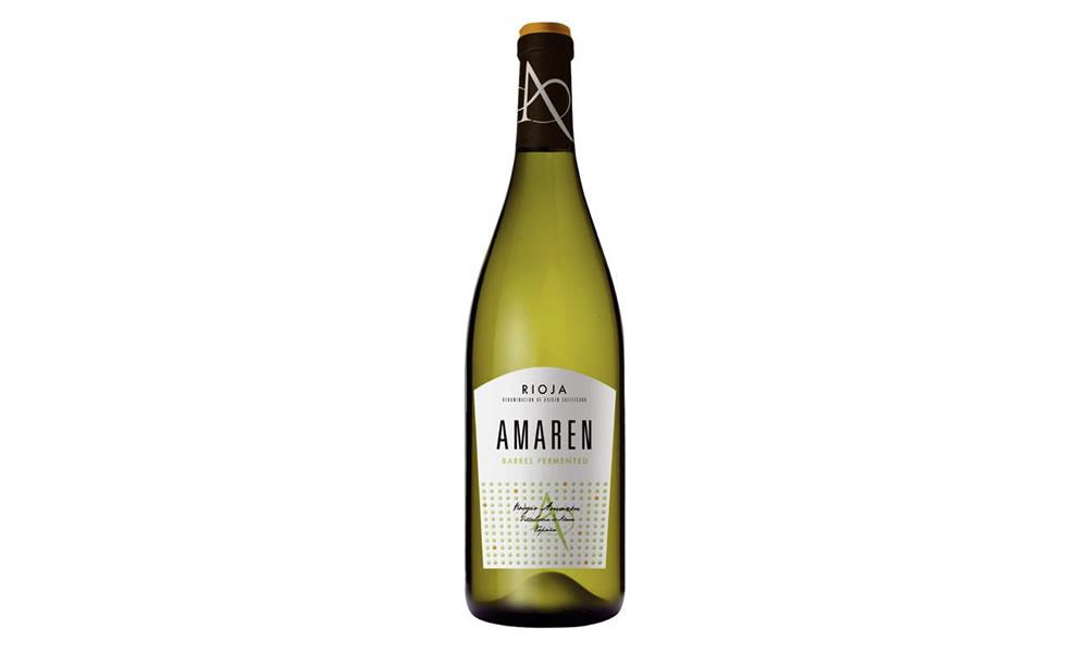 Bodegas Amaren Rioja Blanco Vintage 2017