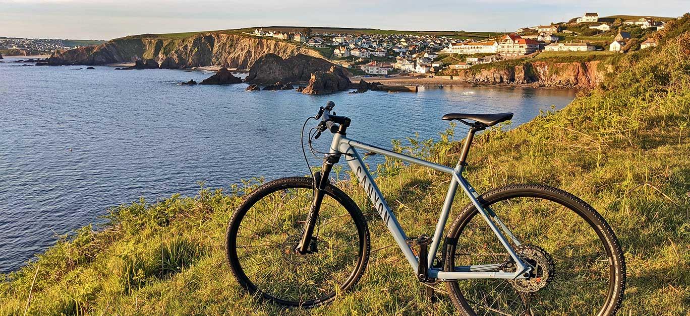 canyon pathlite hybrid bike
