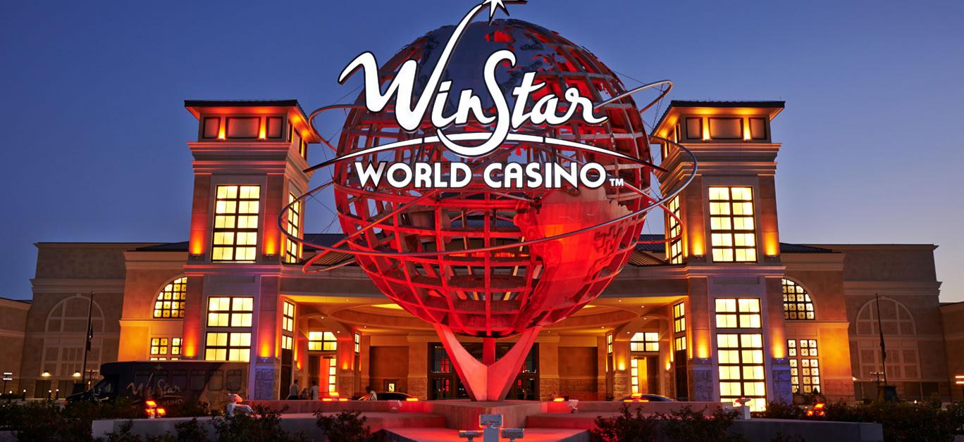 winstar casino packages
