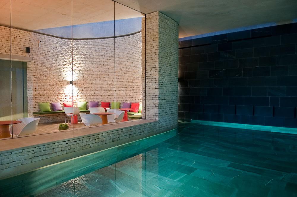 Cowley - CSide Spa Interior and spa reception 3