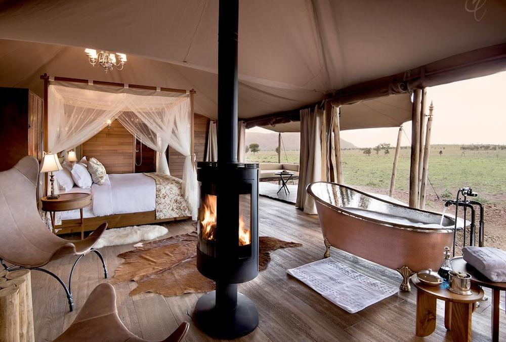 One Nature Hotel Nyaruswiga Serengeti © One Nature