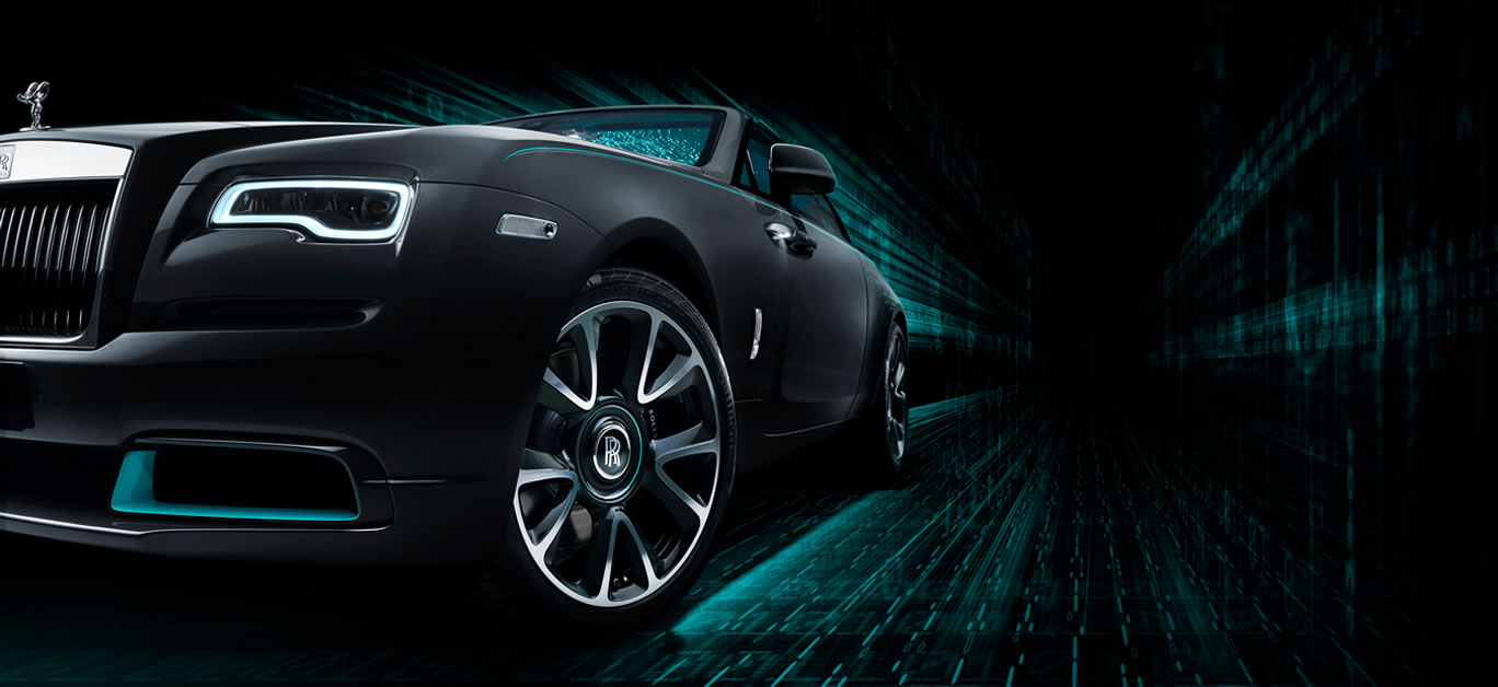Do You Think You Could Decipher The Code The Rolls Royce Wraith Kryptos Collection Luxury Lifestyle Magazine