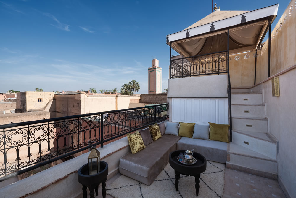 Hotel Review: Riad Spice, Marrakech in Morocco
