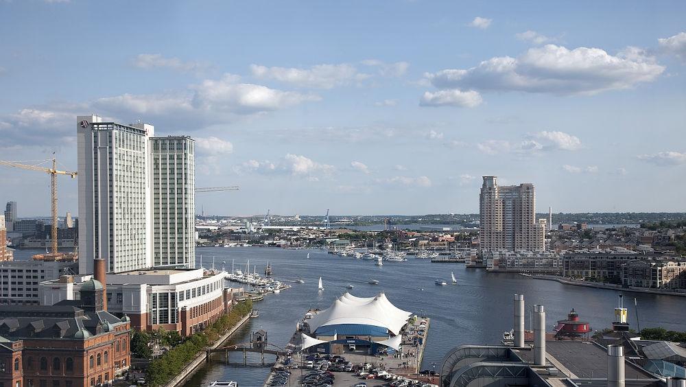 Baltimore harbour