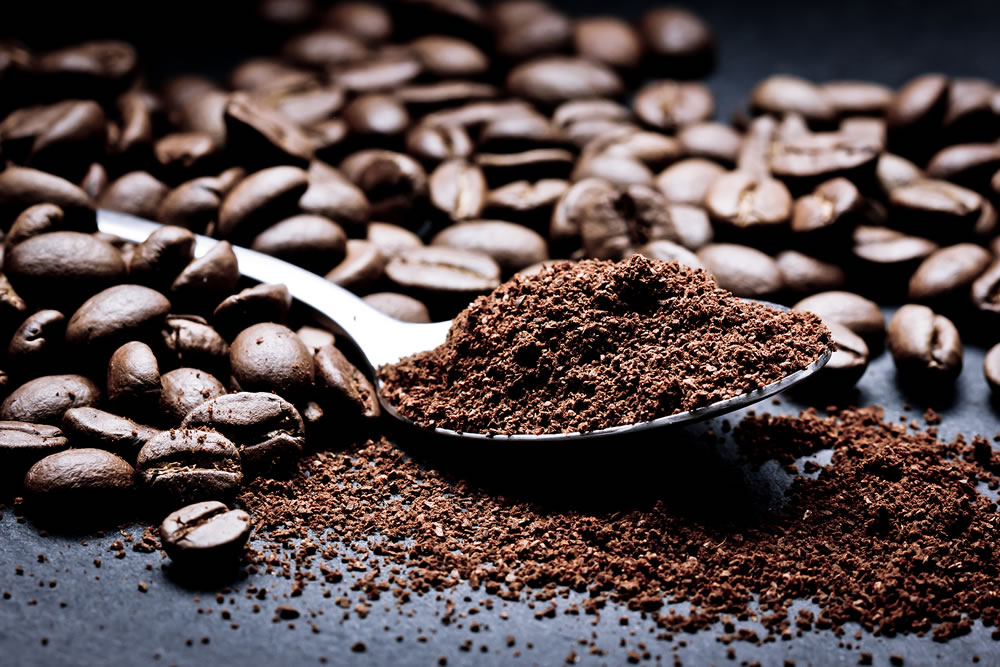 bigstock-ground coffee-Obli-358377383