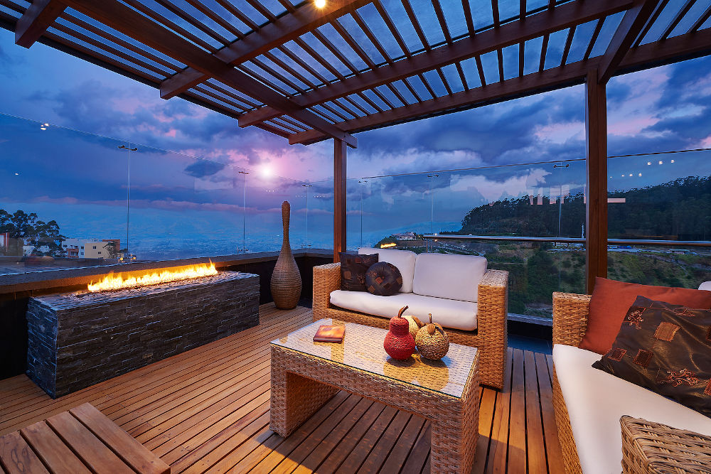 balcony terrace