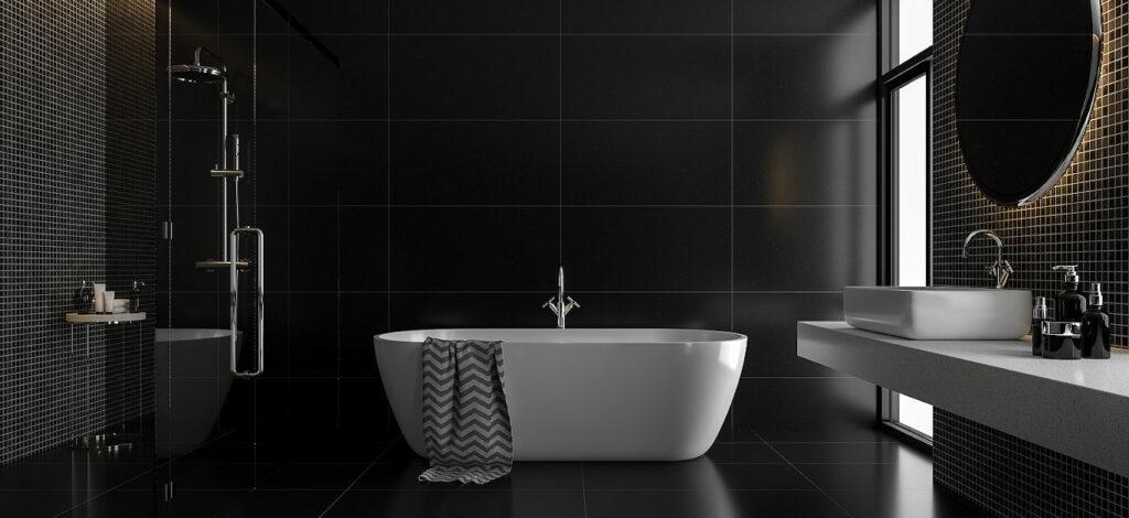 Black Bathrooms How To Incorporate The Darkest Shades In Stylish Ways Luxury Lifestyle Magazine