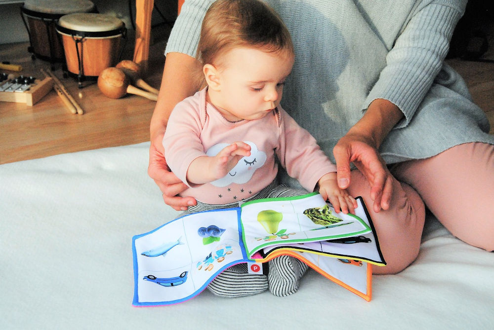 baby learning