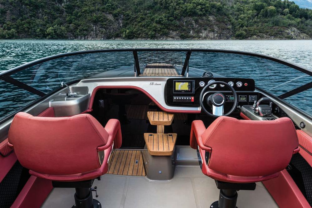 e26classic boat