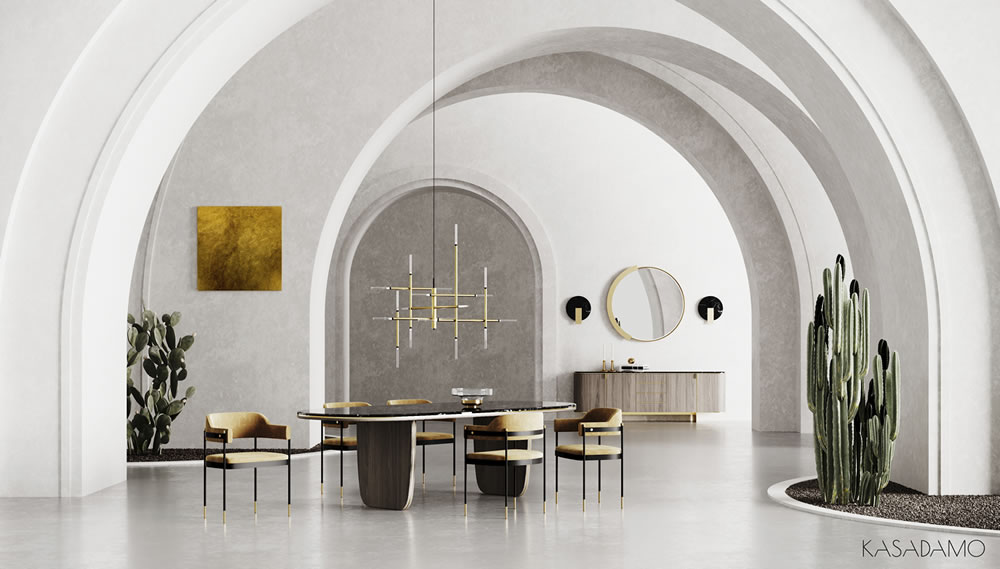Hertia Collection - Dining Room