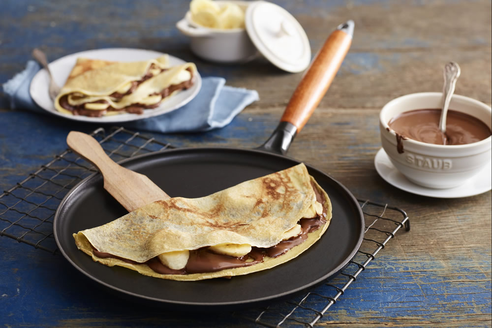 STAUB 28cm Pancake Pan 1