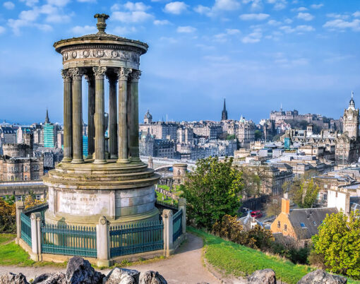 edinburgh in scotland