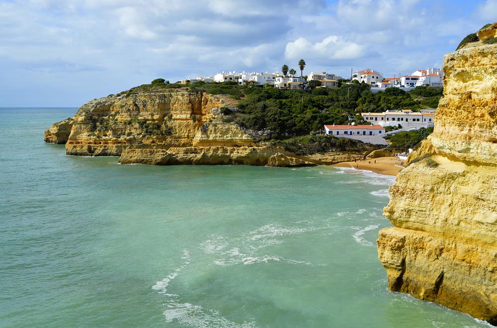 bigstock-Benagil-Algarve-Portugal--O-365119318