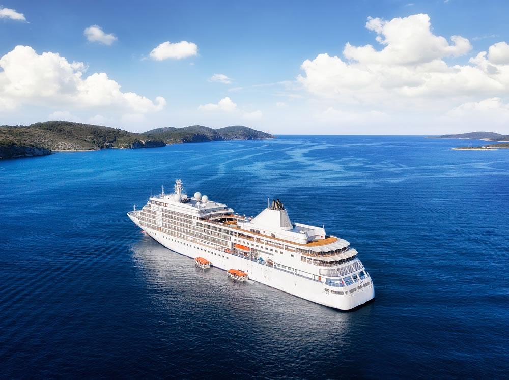 cruiseship croatia