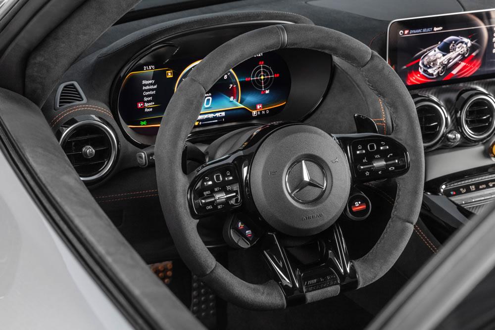 NEW MERCEDES-AMG GT BLACK SERIES