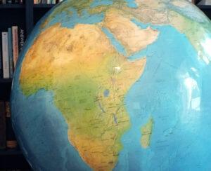 Large World Globes