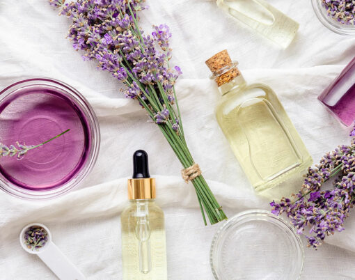 bigstock-Lavender-Oils-Serum-And-Lavend-382472360