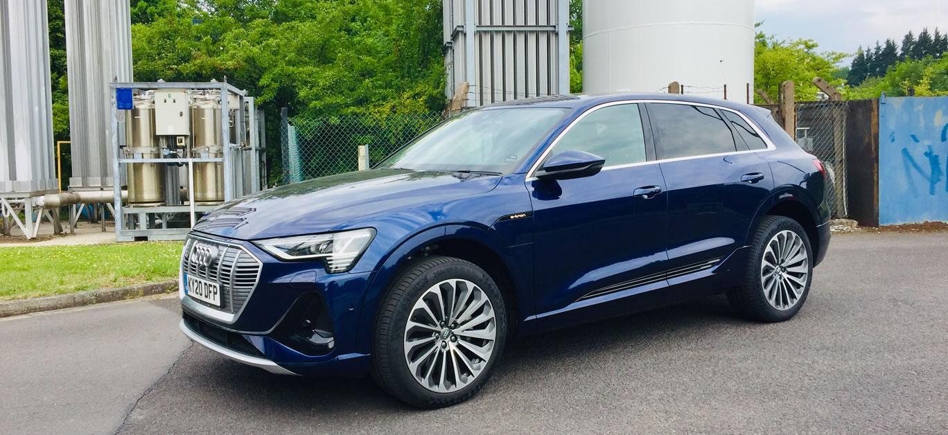 Audi e-tron 50 Quatrro (1)