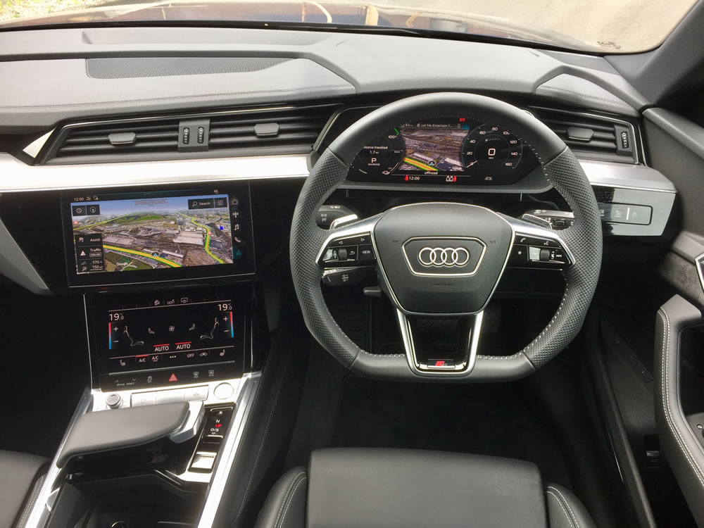 Audi e-tron 50 Quatrro (4)