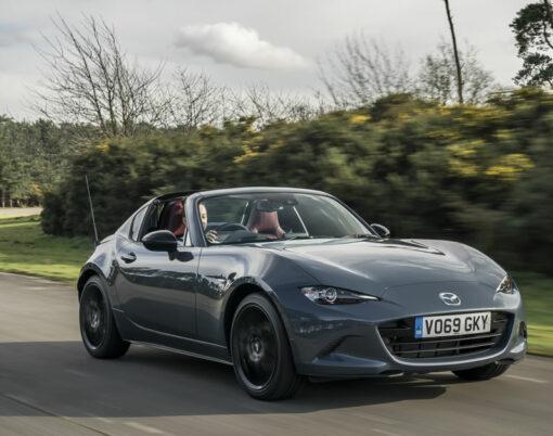 Mazda MX-5 GT Sport Tech