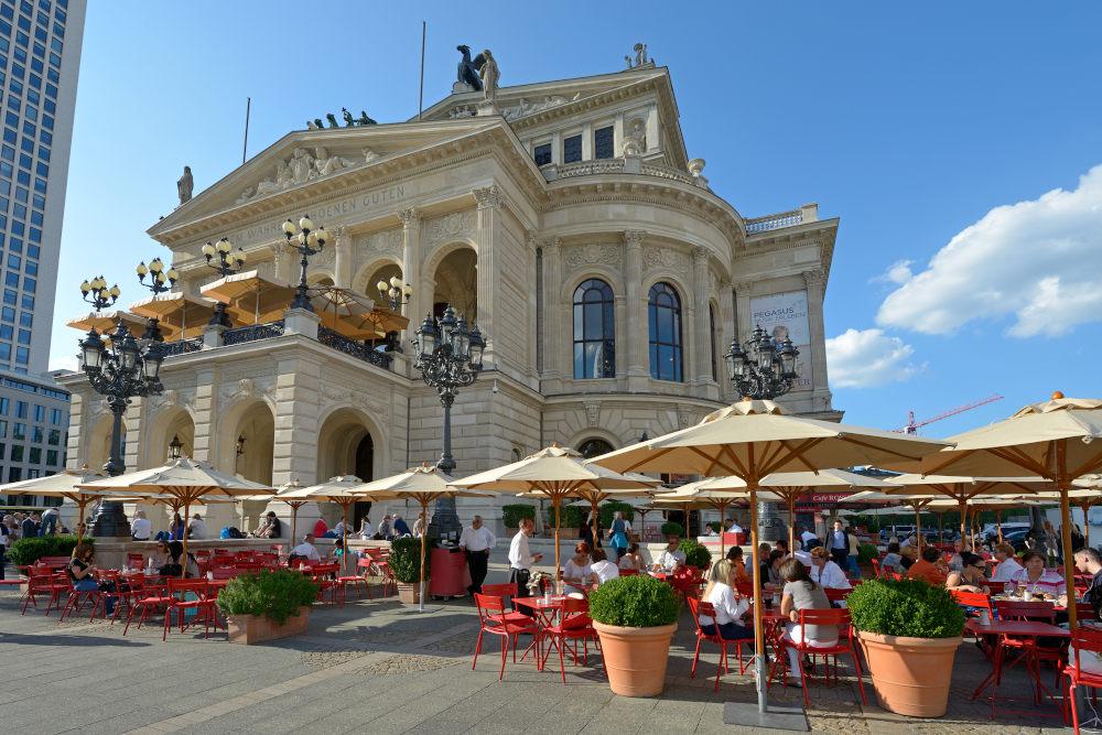 Opera House Frankfurt