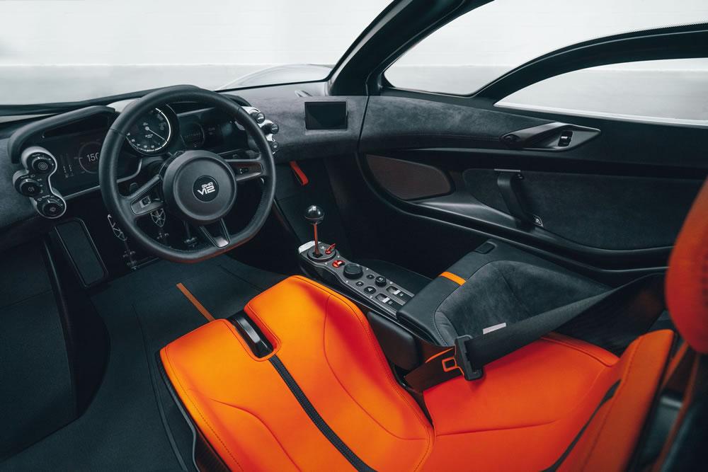 Gordon Murray Automotive T50