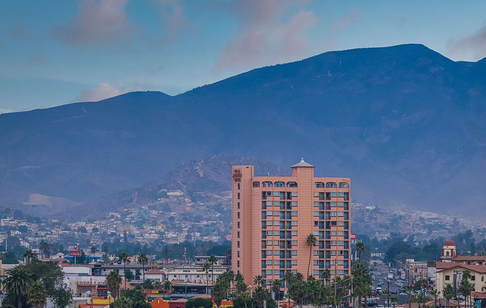 Ensenada in Mexico