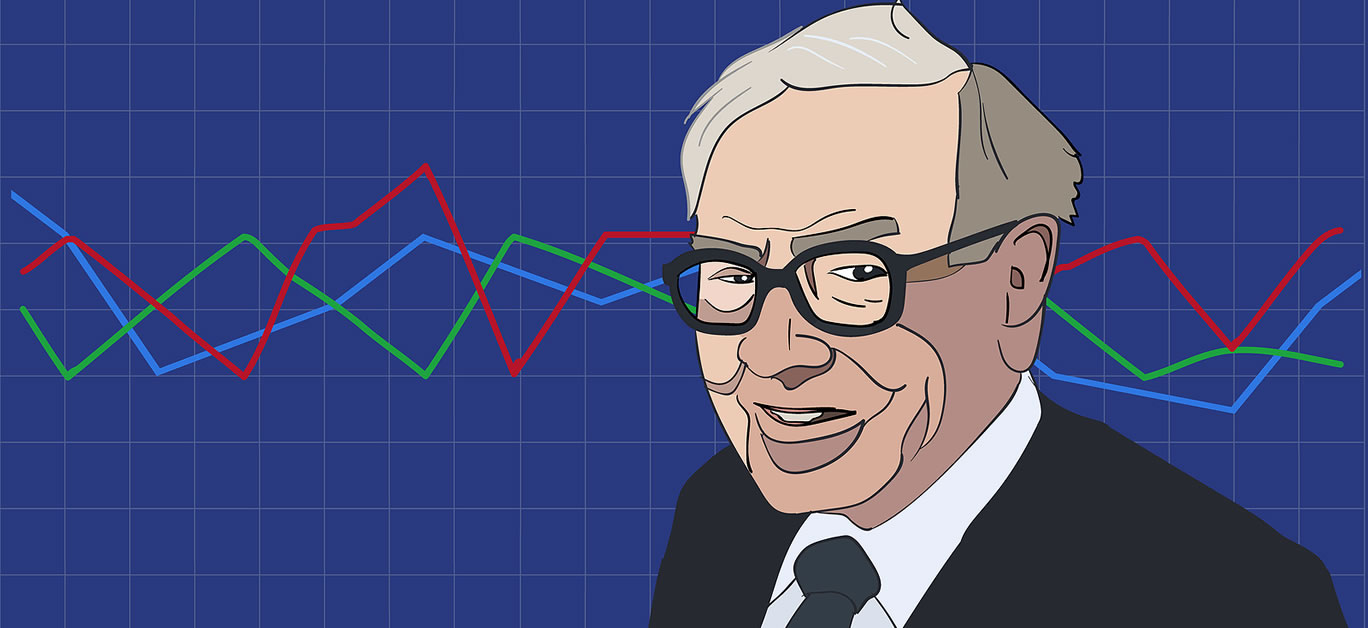 Famous investor and economist Warren Buffett