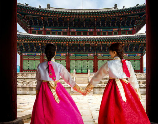bigstock-Korean-Lady-In-Hanbok-Or-Korea-311297917