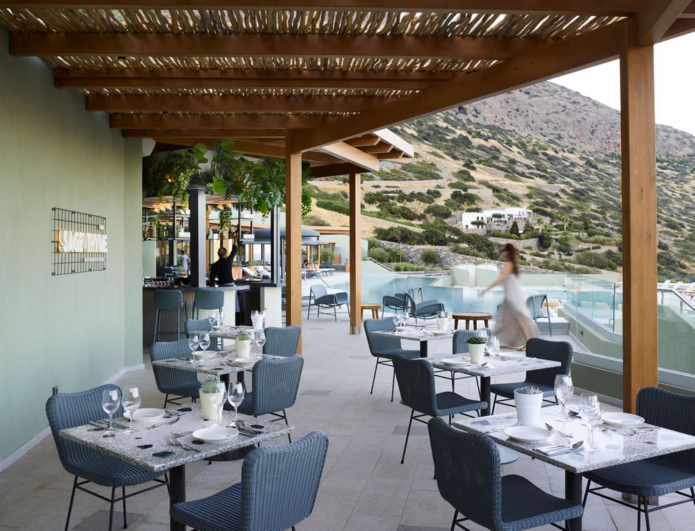 Meet the chef: Lefteris Lazarou from CAYO Exclusive Resort and Spa in Crete