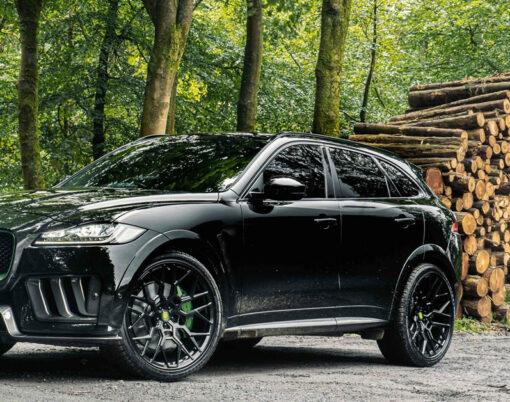 Jaguar-based Lister Stealth