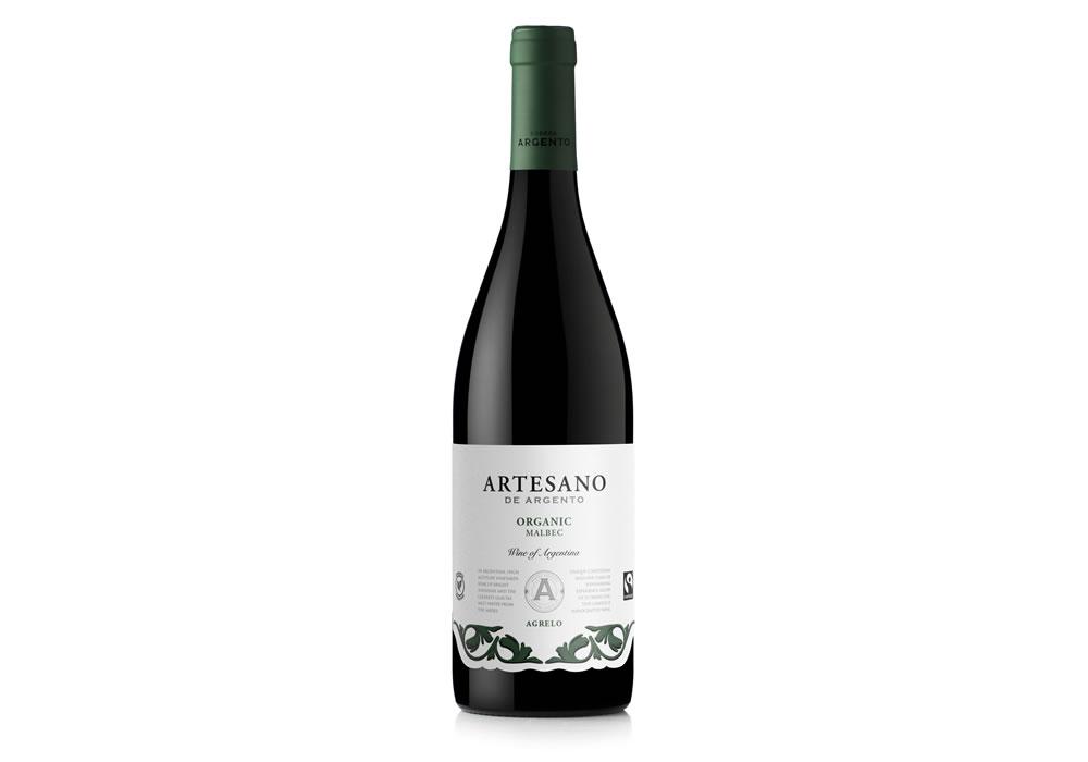 Artesano de Argento Organic Fairtrade Malbec
