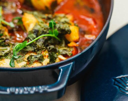 Hot Red Pepper Fish Stew - 2