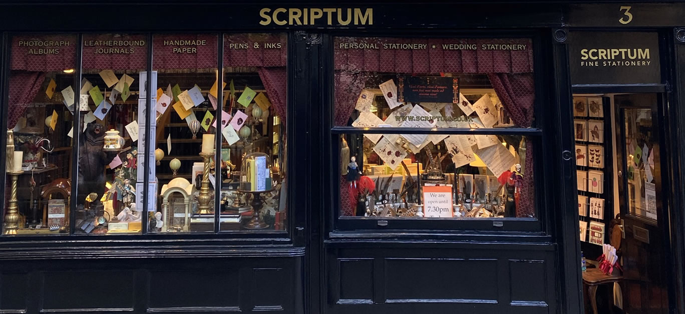 Scriptum Fine Stationery