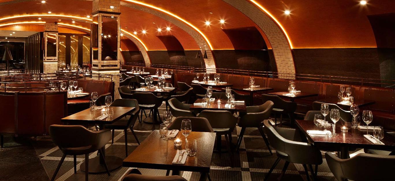 Spanish-inspired Aqua Nueva restaurant