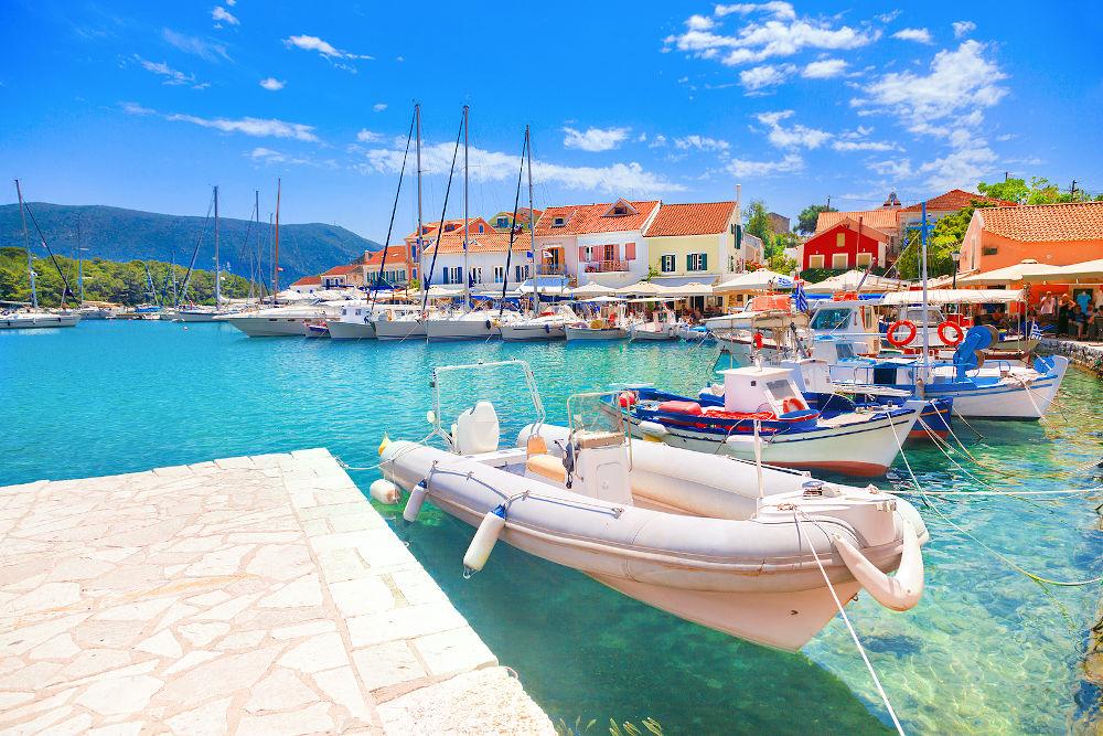 greece kefalonia fiskardo