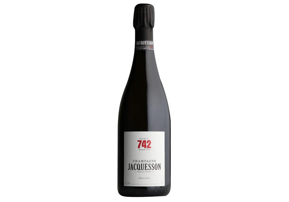 Champagne Jacquesson Cuvée 742, Extra Brut