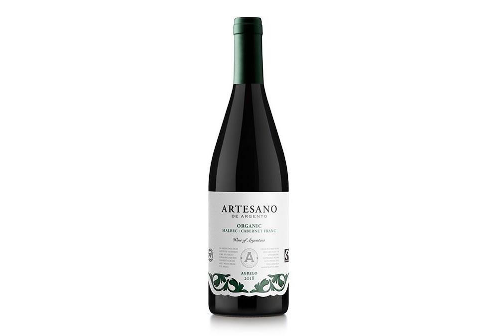 Artesano de Argento Organic Malbec-Cabernet Franc