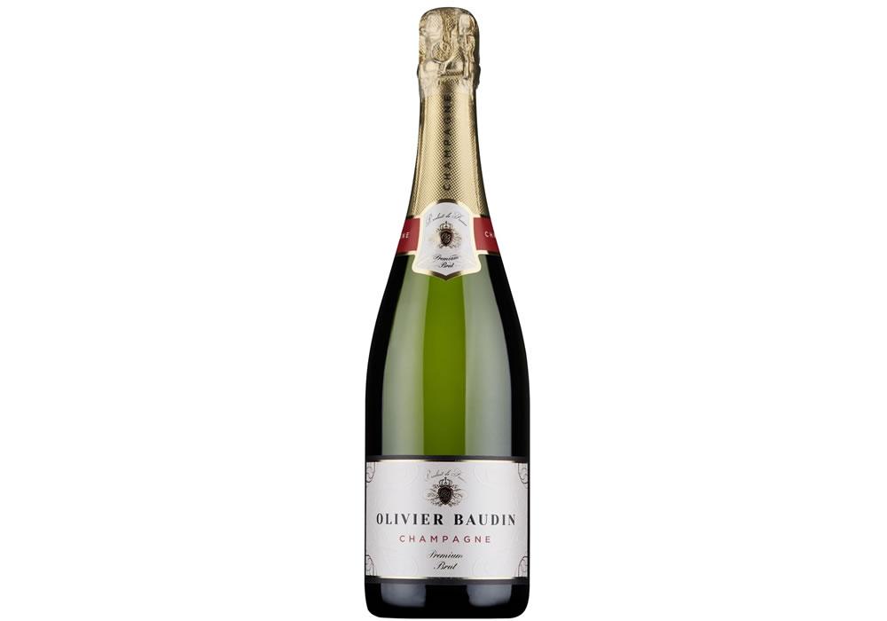 Olivier Baudin Brut NV Champagne