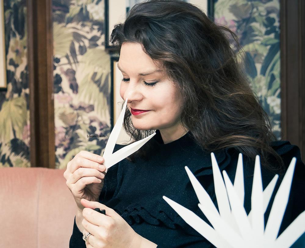 Kingdom Botanica Imogen Russon-Taylor Founder of Kingdom Scotland Fragrance House