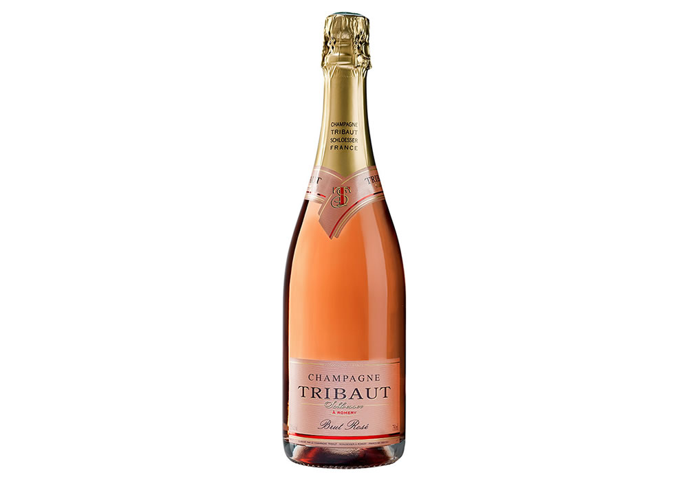 Tribaut Rose Champagne
