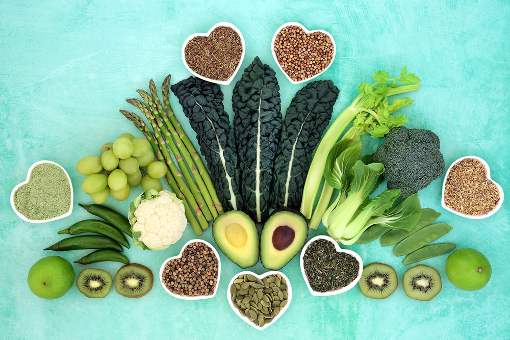 bigstock-Healthy-heart-food-with-green--336999094