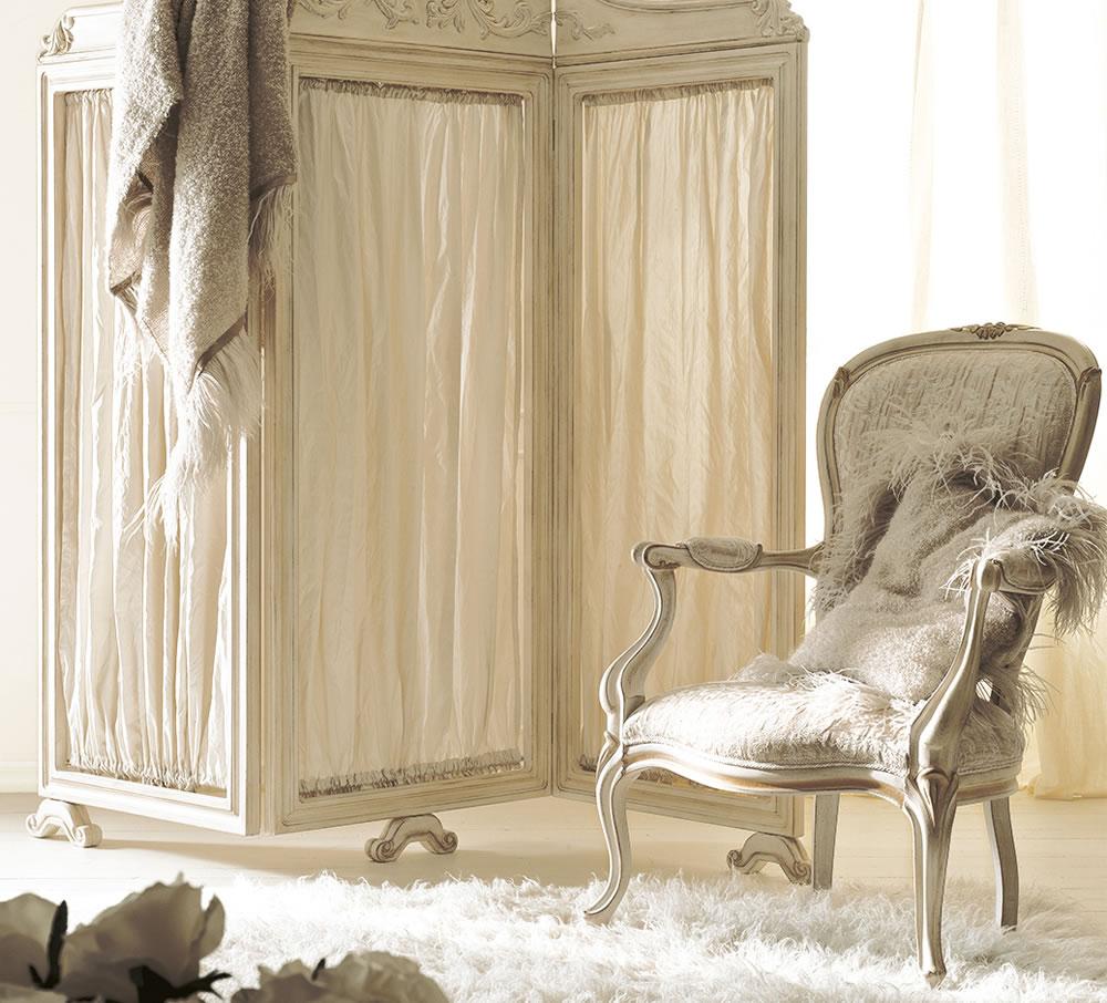 Classic Italian Designer Armchair