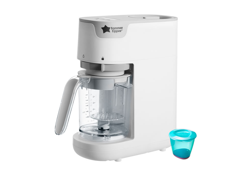 Tommee Tippee Quick-Cook Baby Food Maker