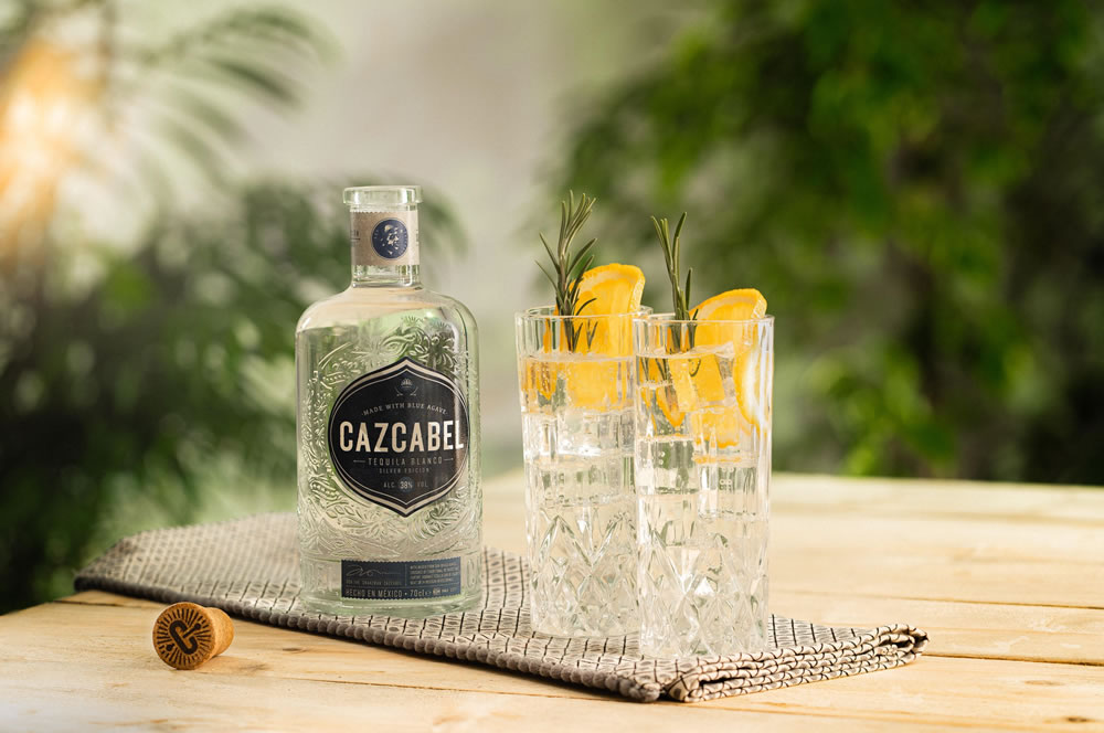 Cazcabel's Tequila and Tonic
