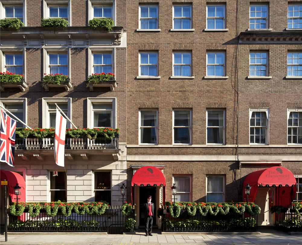 Chesterfield Mayfair Hotel Exterior_005