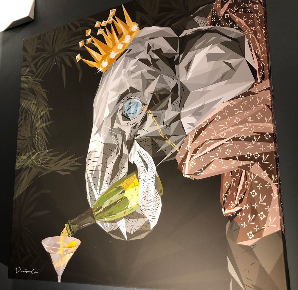An exclusive interview with DesignGeo – meet the artist behind the luxury wall art brand