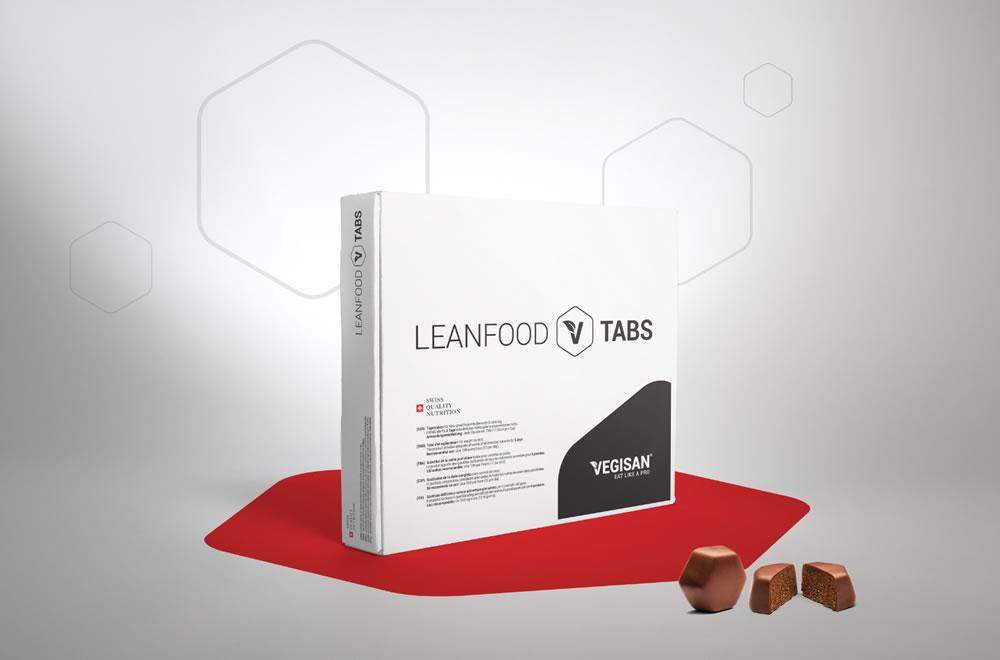 Leanfood tabs image